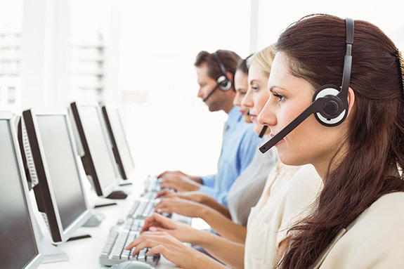 Addetti al call center